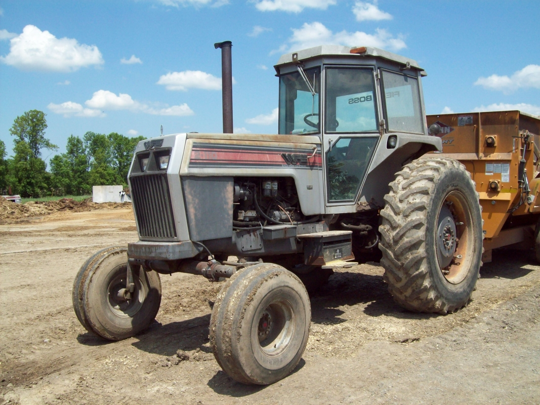 White 2 155 Tractor For Sale